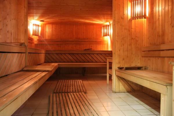 TRIPLE ROOM / Sauna