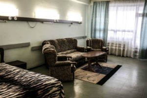 COMMON ROOM FOR THREE PERSONS OR FOR TWO PERSONS